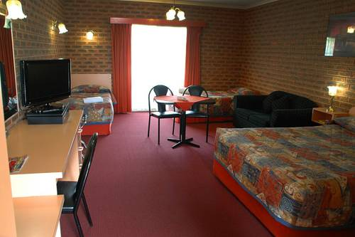 Glider City Motel Benalla