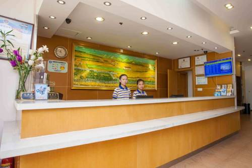 7Days Inn Luzhou Commercial Center Branch