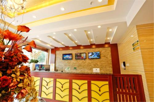GreenTree Inn Jiangsu Nantong Chongchuan District Fangtian Market Hotel