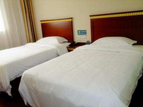 GreenTree Inn Jiangsu Nantong Jiaoyu Road Business Hotel
