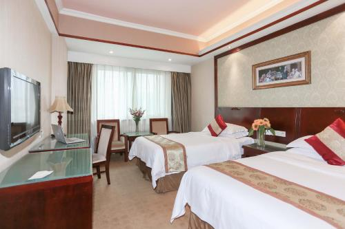 Vienna 3 Best Hotel Meizhou Mei County People Square