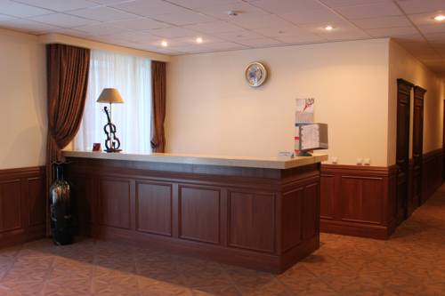 Hotel Evraziyskiy Business Center