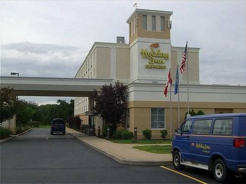 Holiday Inn Express Wilkes-Barre/Scranton Airport