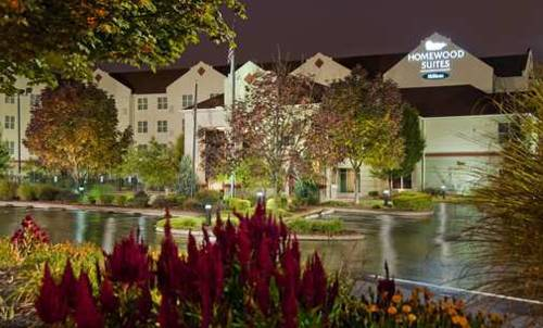 Homewood Suites Columbus - Airport Hotel  Hotels