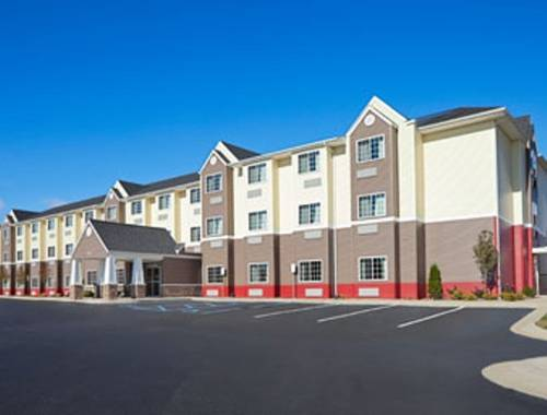 Microtel Inn and Suites Kalamazoo