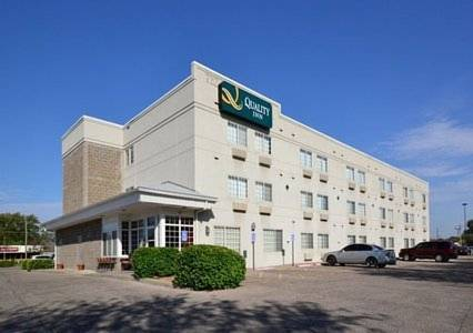 Quality Inn Downtown Wichita