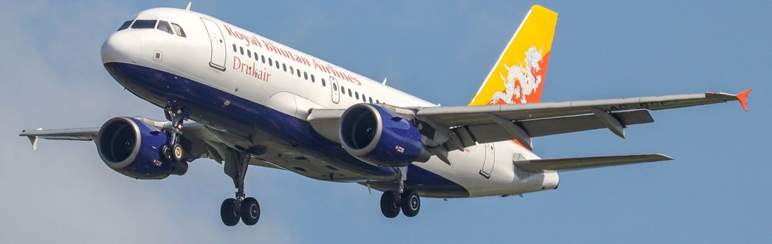 Druk Air - Royal Buthan Airlines