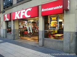 Restaurante Kentucky Fried Chicken.Goya