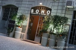 Restaurant Soho and Champagne Bar